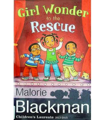 Girl Wonder to the Rescue