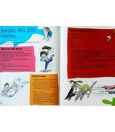 Horrid Henry Annual 2012 Inside Page 1