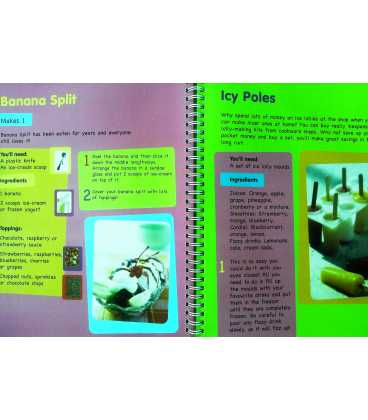 Kids Cookbook: An Ideal First Cookbook for Children Inside Page 1