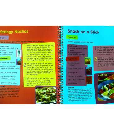 Kids Cookbook: An Ideal First Cookbook for Children Inside Page 2
