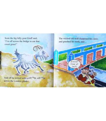 The Three Billy Goats Gruff Inside Page 2