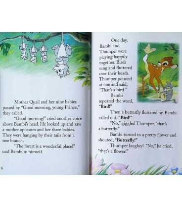 Bambi Inside Page 1