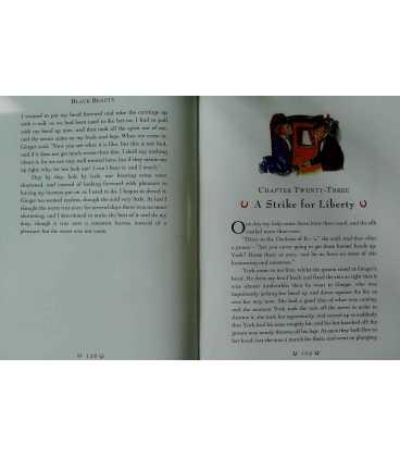 Black Beauty Inside Page 2