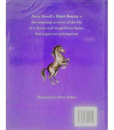 Black Beauty Back Cover