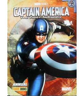 Captain America the First Avenger Annual