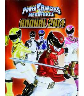 Power Rangers Mega Force Annual 2014