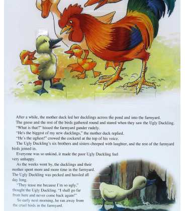 The Ugly Duckling Inside Page 1