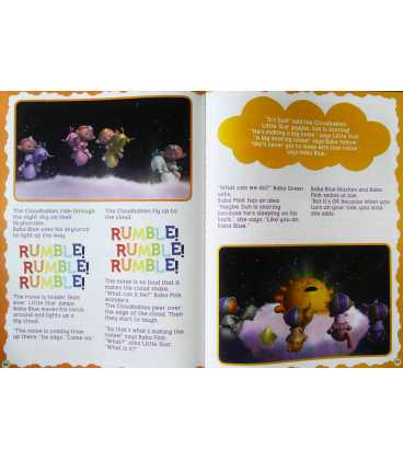 Cloud Babies Annual 2014 Inside Page 1
