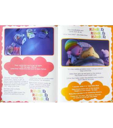 Cloud Babies Annual 2014 Inside Page 2