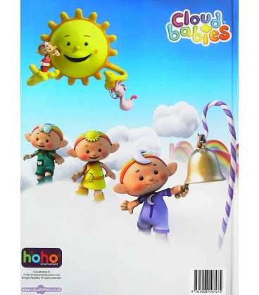 Cloud Babies Annual 2014 Back Cover