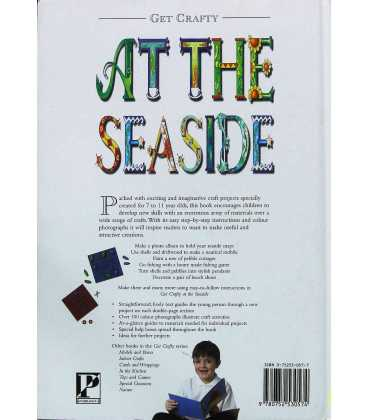 Get Crafty At The Seaside Back Cover