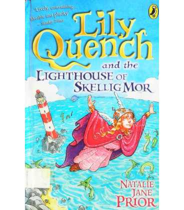 Lily Quench and the Lighthouse of Skellig Mor