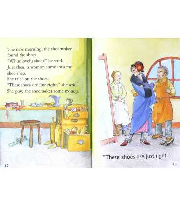 The Elves and the Shoemaker Inside Page 2