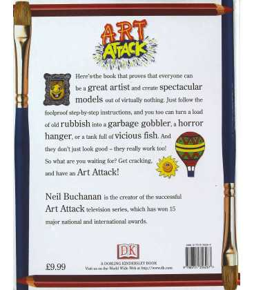 Art Attack Back Cover