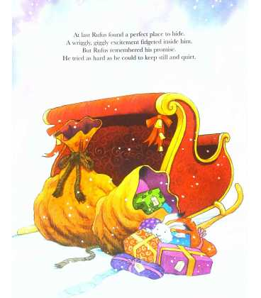 Santa's Little Helper Inside Page 1