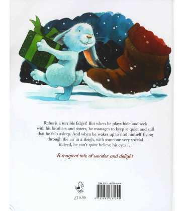 Santa's Little Helper Back Cover