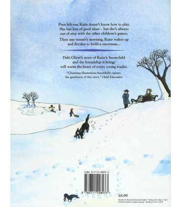 The Snowchild Back Cover