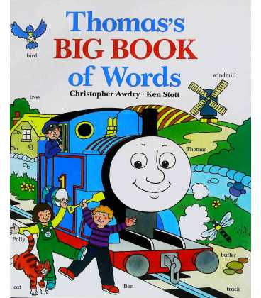 Thomas's Big Book of Words