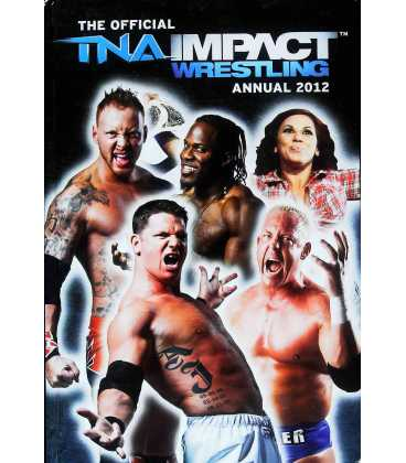 Official TNA Wrestling Annual 2012