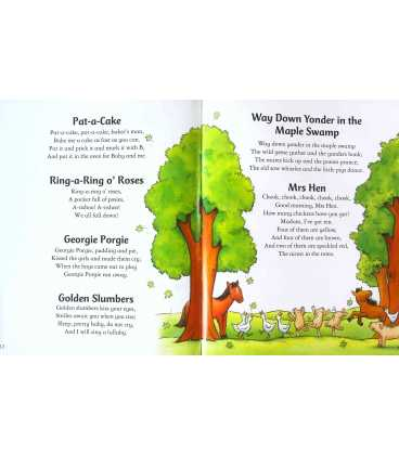 Nursery Rhymes Inside Page 1