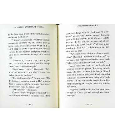 The Ersatz Elevator (A Series of Unfortunate Events) Inside Page 2