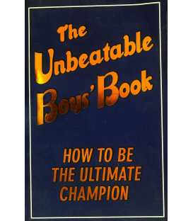 The Unbeatable Boys Book