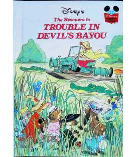 The Rescuers in Trouble in Devil's Bayou