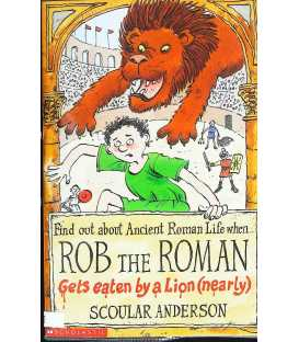 Rob the Roman - Gets Eaten by a Lion (Nearly)!