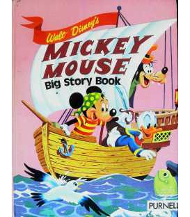 Mickey Mouse Big Story Book