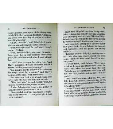 Billy-bob Tales Inside Page 2