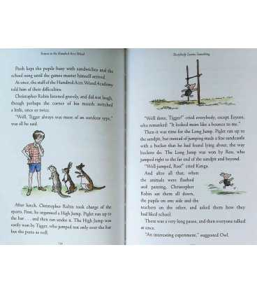 Winnie-the-Pooh: Return to the Hundred Acre Wood Inside Page 1