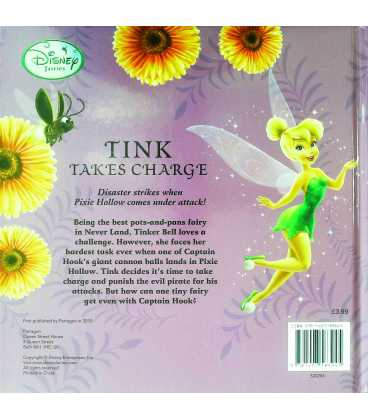 Tink Takes Charge Back Cover