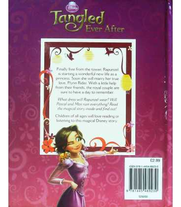 Tangled Ever After Back Cover