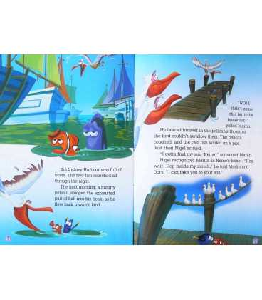 Finding Nemo Inside Page 1