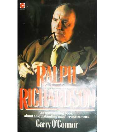 Ralph Richardson: An Actor's Life