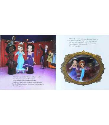 Disney Sofia the First: the Royal Slumber Party Inside Page 1