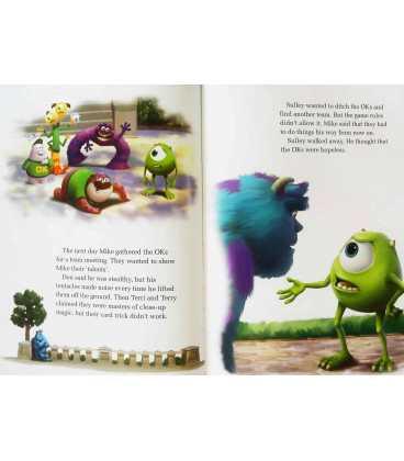 Disney Monsters University Inside Page 1