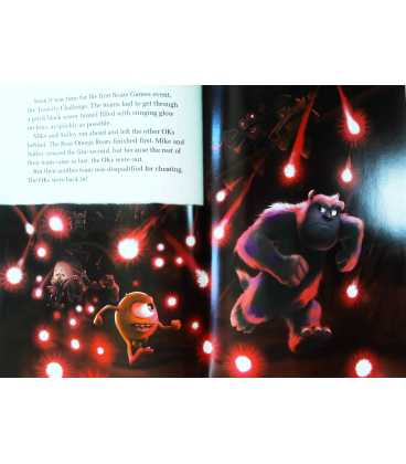 Disney Monsters University Inside Page 2