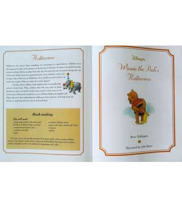 Celebrate the Year with Winnie the Pooh Inside Page 2