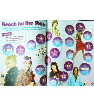 Hannah Montana Annual 2011 Inside Page 2