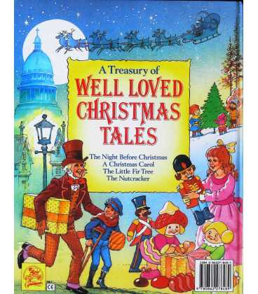 A Treasury of Well-Loved Christmas Tales Back Cover