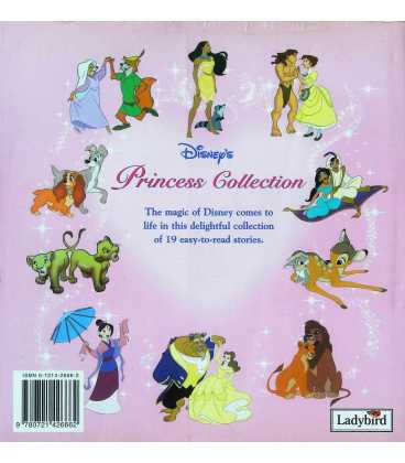 Disney's Princess Collection Back Cover