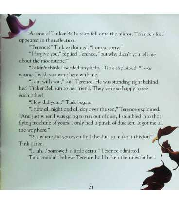 Tinker Bell and the Lost Treasure Inside Page 1