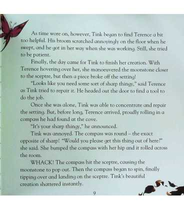 Tinker Bell and the Lost Treasure Inside Page 2