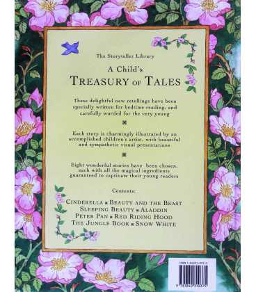 A Child's Treasury of Tales Back Cover