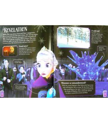 Disney Frozen: The Essential Guide Inside Page 1