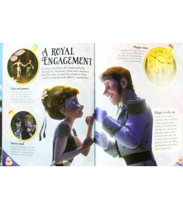 Disney Frozen: The Essential Guide Inside Page 2