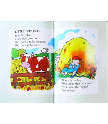 My Humpty Dumpty Book of Nursery Rhymes Inside Page 2