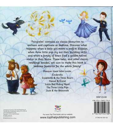 Fairytales Back Cover