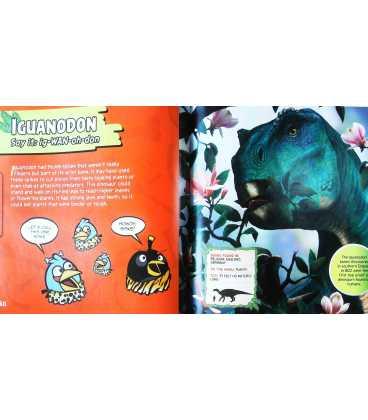 Angry Birds Playground: Dinosaurs Inside Page 1